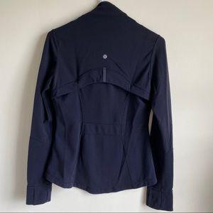 Lululemon Black Define Jacket Size 8